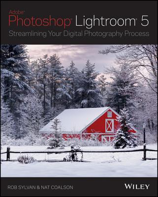 Lightroom 5: Streamlining Your Digital Photography Process Cover Image