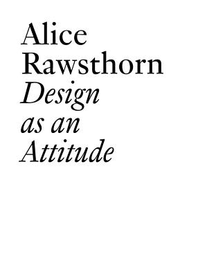 Design as an Attitude Cover Image
