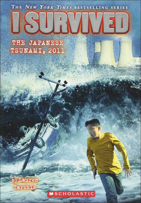 I Survived the Japanese Tsunami 2011 Cover Image