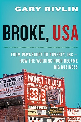 Broke, USA Cover