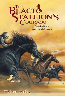 Cover for The Black Stallion's Courage (Black Stallion (Prebound))
