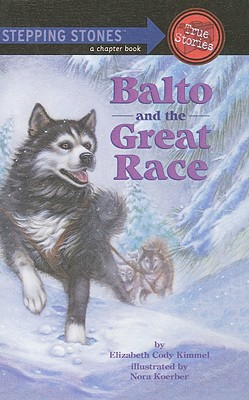Balto and the Great Race Cover