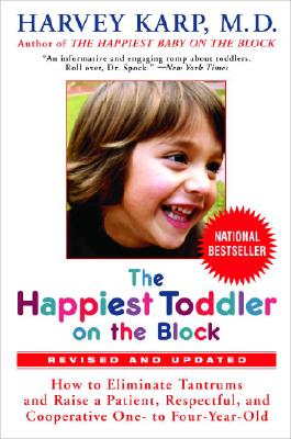 The Happiest Toddler on the Block Cover