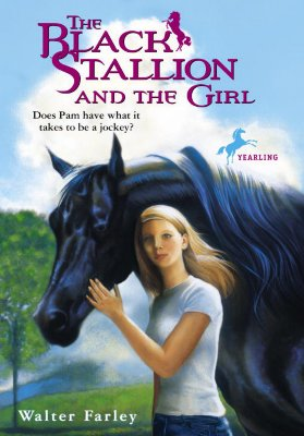 The Black Stallion and the Girl Cover