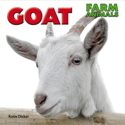 Cover for Goat (Farm Animals)