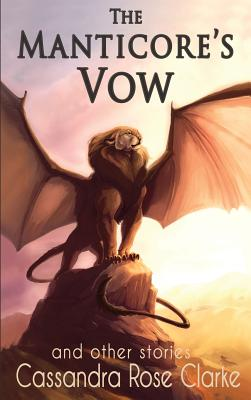 Cover for The Manticore's Vow