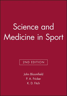 Science and Medicine in Sport Cover Image