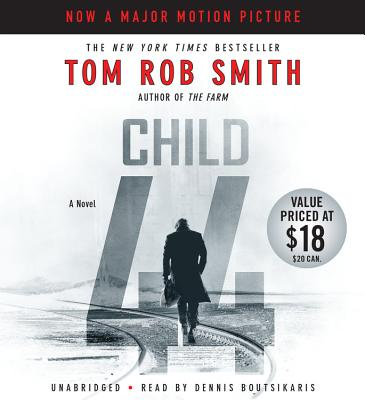 Child 44 Lib/E (Child 44 Trilogy #1) Cover Image