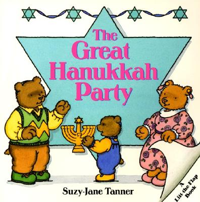 The Great Hanukkah Party Cover Image