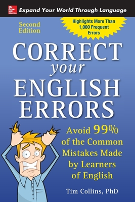 Correct Your English Errors, Second Edition Cover Image