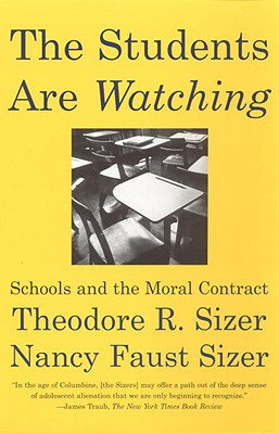 The Students Are Watching Cover