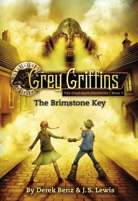 The Brimstone Key Cover