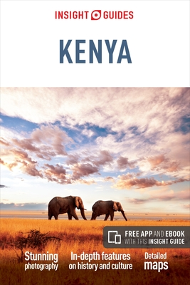 Insight Guides Kenya (Travel Guide with Free Ebook) Cover Image