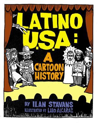 Latino USA Cover