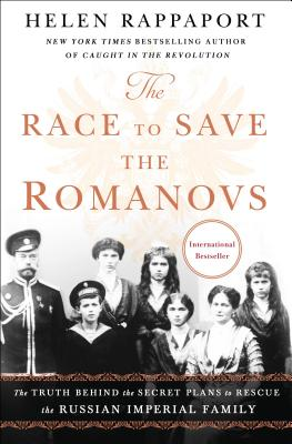 The Race to Save the Romanovs cover image