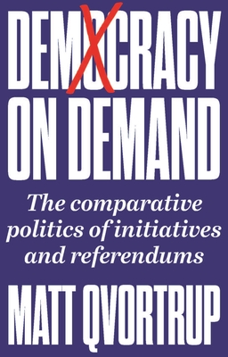Democracy on Demand: Holding Power to Account Cover Image