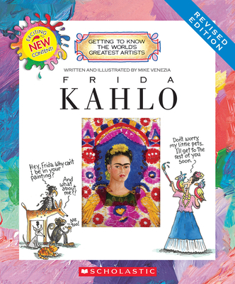 Frida Kahlo (Revised Edition) (Getting to Know the World's Greatest Artists) Cover Image