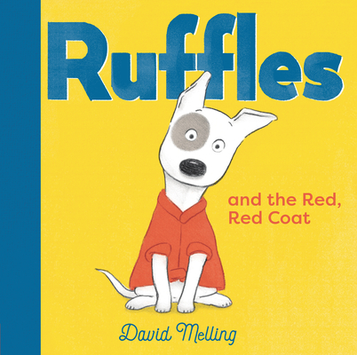 Cover for Ruffles and the Red, Red Coat