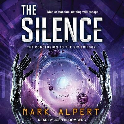 The Silence Lib/E Cover Image