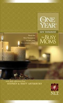 One Year New Testament for Busy Moms-NLT Cover Image