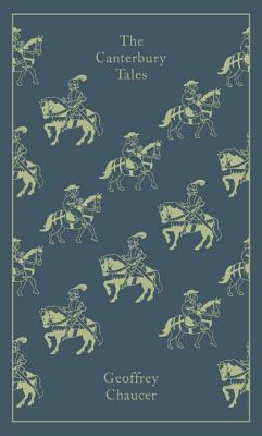 The Canterbury Tales (Penguin Clothbound Classics) Cover Image