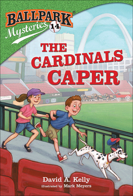 Cardinals Caper (Ballpark Mysteries #14) Cover Image