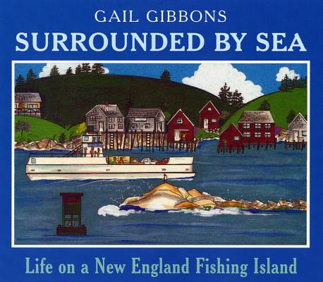 Cover for Surrounded By Sea