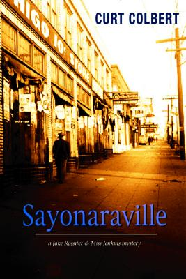 Cover for Sayonaraville