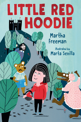 Little Red Hoodie Cover Image