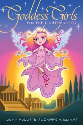 Cover for Eos the Lighthearted (Goddess Girls #24)