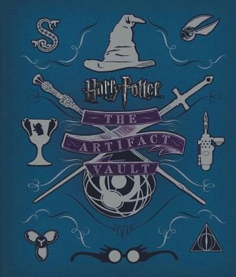 Harry Potter: The Artifact Vault Cover Image
