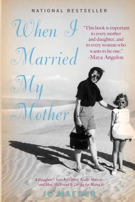 When I Married My Mother Cover