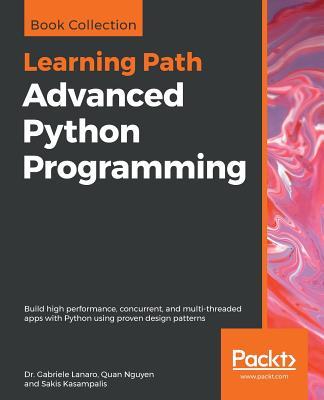 Advanced Python Programming Cover Image