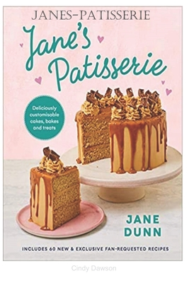 Janes-Patisserie: Deliciously customisable cakes, bakes and treats Cover Image