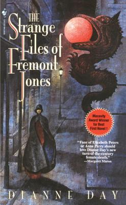 The Strange Files of Fremont Jones Cover
