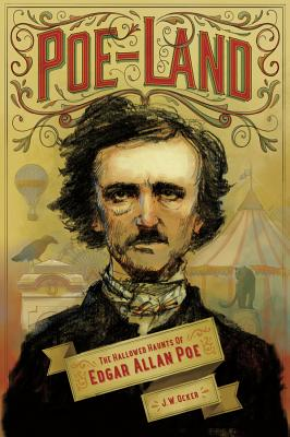 Cover for Poe-Land