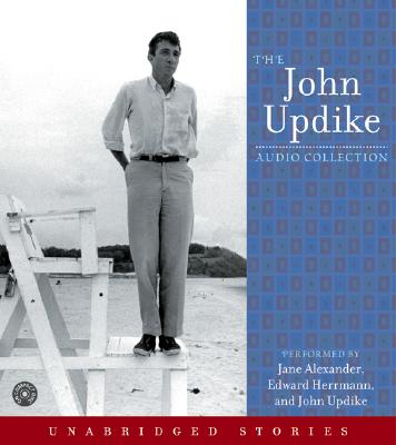 The John Updike Audio Collection CD: The John Updike Audio Collection CD Cover Image
