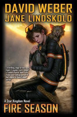 Fire Season (Star Kingdom) Cover Image