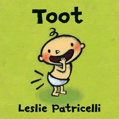 Toot (Leslie Patricelli board books) Cover Image