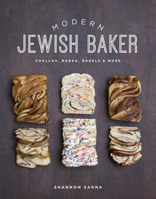Modern Jewish Baker: Challah, Babka, Bagels & More Cover Image