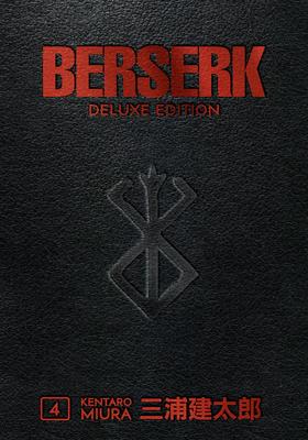 Berserk Deluxe Volume 4 Cover Image