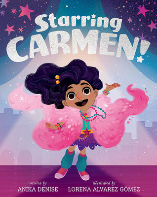 Starring Carmen! Cover