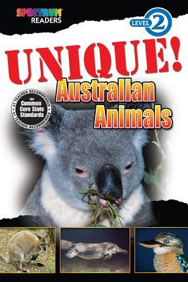 Unique! Australian Animals Cover Image