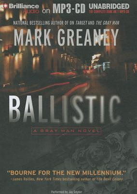 Ballistic Cover Image
