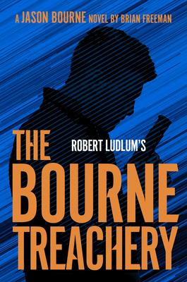 Robert Ludlum'st the Bourne Treachery (Jason Bourne) Cover Image
