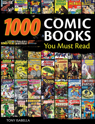 1,000 Comic Books You Must Read Cover