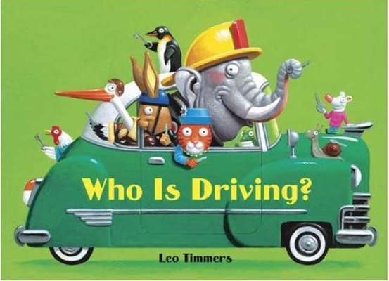 Who Is Driving? Cover