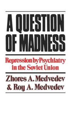 A Question of Madness Cover Image