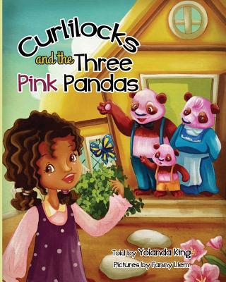 Curlilocks and the Three Pink Pandas Cover Image
