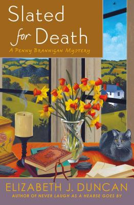 Slated for Death: A Penny Brannigan Mystery Cover Image